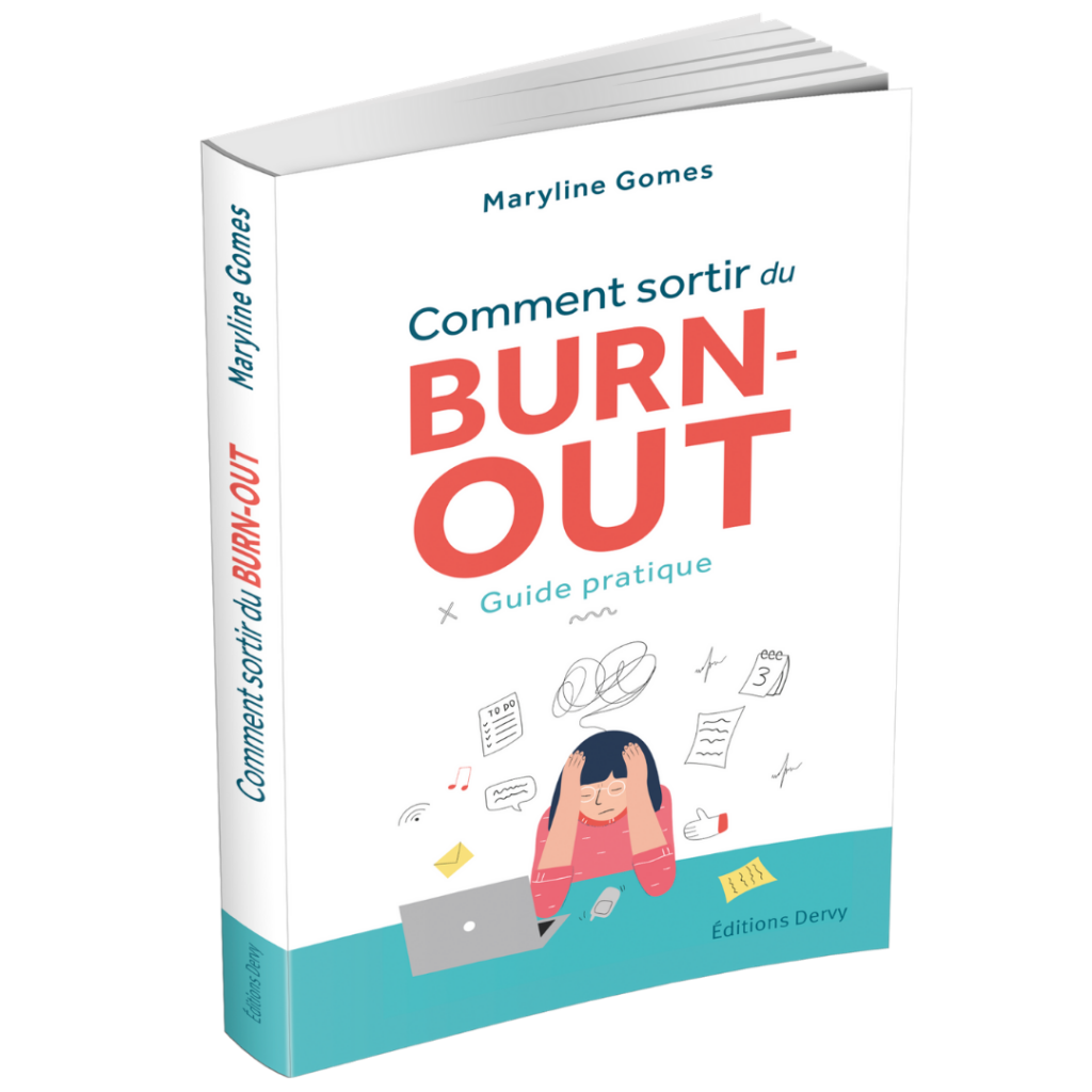 Maryline Gomes | Comment sortir du burn-out
